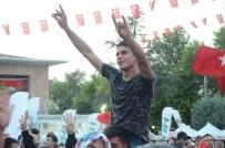 HARUN KARACAN - Eskişehir Demokrasi Nöbetine Devam Ediyor