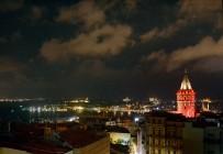 GALATA KULESI - Galata Kulesi Demokrasi Nöbetinde