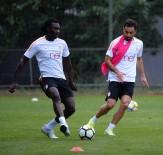 FLORYA - Galatasaray, Östersunds FK Maçı Hazırlıklarını Sürdürdü