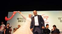 MEDİKAL KURTARMA - Gelin Damat Düğünü Yapıp Nöbete Geldi