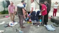 Giresun'da Trafik Kazası Açıklaması 23 Yaralı