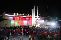 FATİH ŞAHİN - Gölbaşı'nda 'Şehitler Anıtı' Açıldı