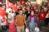 MUSTAFA KEMAL ÜNIVERSITESI - Hatay'da 15 Temmuz Etkinlikleri
