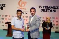 ÜLKER - -İlkadım'dan '19 Mayıs'tan 15 Temmuz'a' Ödüllü Şiir Yarışması