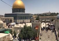 SON SÖZ - İsrailli Bakandan Küstah Mescid-İ Aksa Açıklaması