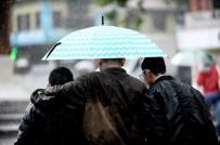 GÖLLER - Meteoroloji'den sağanak yağış uyarısı!
