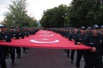 KARABÜK ÜNİVERSİTESİ - Karabük'te 15 Temmuz Demokrasi Ve Milli Birlik Günü Coşkusu