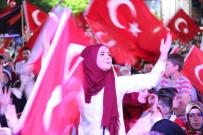 ERTUĞRUL ÇALIŞKAN - Karaman'da '15 Temmuz Demokrasi Ve Milli Birlik Günü'