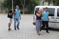 KADIN HIRSIZ - Karı-Koca hırsı polisin evini soydu!