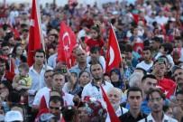 İL MİLLİ EĞİTİM MÜDÜRLÜĞÜ - Kayseri'de 15  Temmuz Demokrasi Ve Milli Birlik Günü Etkinlikleri Coşkulu Geçti