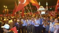 KAYSERİ ŞEKER FABRİKASI - Kayseri Şeker, Çiftçisi, Çalışanı Ve Yönetimiyle 15 Temmuz Coşkusuna Coşku Kattı