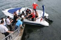 KIRLANGIÇ - Kocaeli'deki Tekne Faciası Açıklaması 1 Ölü, 1 Kayıp