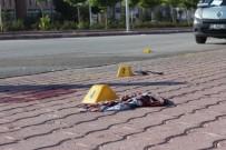 SİLAHLI KAVGA - Konya'da silahlı kavga: 1 ölü