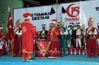 AK PARTİ İLÇE BAŞKANI - Lapseki'de 15 Temmuz Kutlamaları