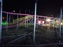 EĞLENCE MEKANI - Lunaparkta Feci Kaza Açıklaması 1 Ölü, 4 Yaralı