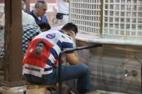 MUSTAFA HAKAN GÜVENÇER - Manisa'da Demokrasi Nöbetçileri Sabah Namazında Buluştu