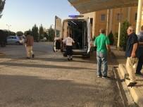 Midyat'ta Motosiklet Kazası Açıklaması 2 Yaralı