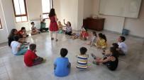 ODUNPAZARI - Odunpazarı'nda Çocuklara Drama Dersi