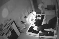 ÖĞRETMENLER - Okula Giren Hırsızlar Kameralara Yansıdı