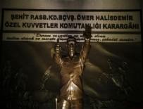 15 TEMMUZ DARBE GİRİŞİMİ - Ömer Halisdemir'e vefa