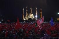 FİLM GÖSTERİMİ - On Binlerce Adanalı 15 Temmuz Demokrasi Nöbeti Tutuyor