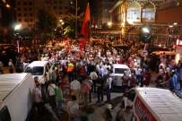 ERDOĞAN BEKTAŞ - Rize'de 15 Temmuz Demokrasi Yürüyüşü Düzenlendi
