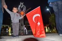 YUSUF İZZET KARAMAN - Sarıkamış'ta 15 Temmuz Milli Birlik Yürüyüşü Ve Demokrasi Nöbeti