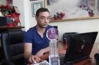 CAMBAZ - Siirtli Muhabir Ödülünü 15 Temmuz Şehitlerine Armağan Etti