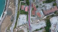 HASAN İPEK - Sinop'ta 15 Temmuz Yürüyüşü