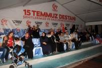 SULTANGAZİ BELEDİYESİ - Sultangazi'de Binler, Demokrasi Nöbetinde