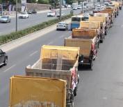 ANKARA BÜYÜKŞEHİR BELEDİYESİ - 'Tanksavarlar' tekrar sokaklarda!