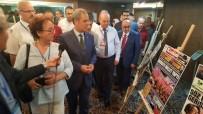 AVRASYA - TGF Adana'da 15 Temmuz Basın Sergisi Açtı