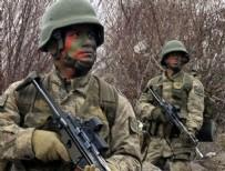GENELKURMAY BAŞKANLıĞı - TSK'dan Kuzey Irak'a operasyon!
