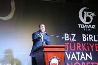 MUNZUR - CHP'li başkandan şehit öğretmen için duygulandıran sözler