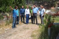TURGUTALP - Turgutalp Mahallesinde İçme Suyu Hattı Yenilendi