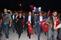 Tutak'ta '15 Temmuz Demokrasi Ve Milli Birlik Günü'