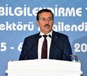 DEMİRYOLU PROJESİ - Üçlü Bakanlar Toplantısı İçin Bakü'ye Gidiyor