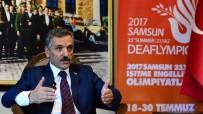 OSMAN KAYMAK - Vali Kaymak Açıklaması 'Bu Olimpiyatı Sahiplenelim'