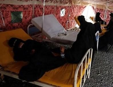 Yemen'deki salgında ölü sayısı artıyor