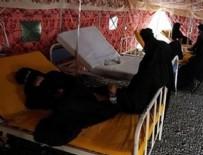 KOLERA - Yemen'deki salgında ölü sayısı artıyor