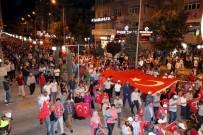 Yozgat'ta Demokrasi Nöbeti Başladı