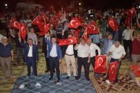 TUGAY KOMUTANI - 15 Temmuz Demokrasi Ve Milli Birlik Günü Nöbeti