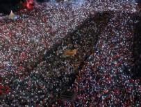 KAMU GÖREVLİSİ - 15 Temmuz etkinliklerine kaç kişi katıldı?