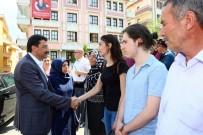 MILLI SAVUNMA BAKANı - 15 Temmuz Şehidi Bülent Aydın İçin Keçiören'de Mevlit Okutuldu