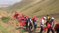 İSTIKLAL MARŞı - 15 Temmuz Şehitleri İçin Ejder Zirvesine Tırmandılar