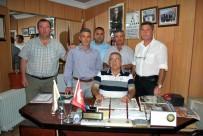 ESNAF ODASI - 30 Yıllık Başkan Koltuğu Bırakıyor