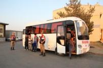 ÖZBEKISTAN - 51 Kaçak Göçmen Yakalandı