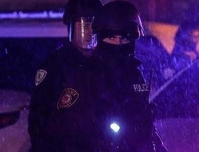 ABD'de yine polis vahşeti!