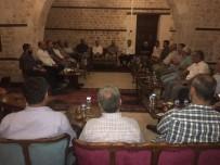 TERÖR MAĞDURU - Adıyaman Sivil Toplum Platformu Değerlendirme Toplantısını Gerçekleştirdi
