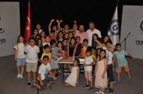 MUSTAFA ASLAN - ADÜ Çocuk Üniversitesi 2. Dönem Mezunlarını Verdi